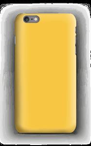 Keltainen  kuoret IPhone 6s Plus