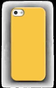 Jaune Coque  IPhone SE