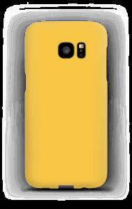Yellow case Galaxy S7 Edge