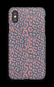 Rosa Leo deksel IPhone X