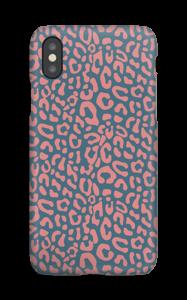 Rosa Leo deksel IPhone XS