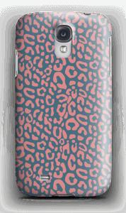 Rosa Leo Handyhülle Galaxy S4