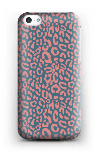 Rosa Leo Handyhülle IPhone 5c