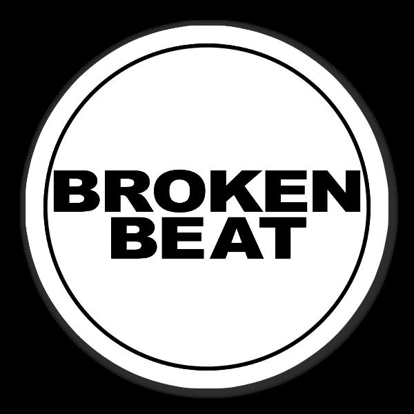 Broken Beat  sticker