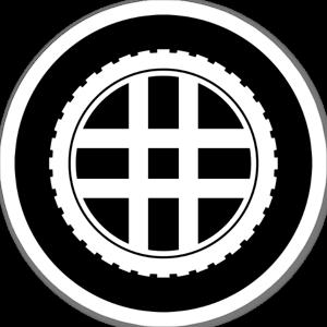 TotalMTB Icon sticker