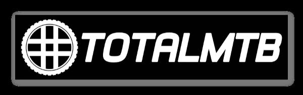 TotalMTB Logo  sticker