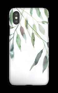 Olivenblad deksel IPhone XS