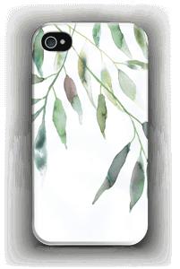 Olivenblad deksel IPhone 4/4s