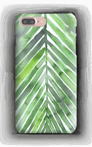 Palmeblad deksel IPhone 7 Plus