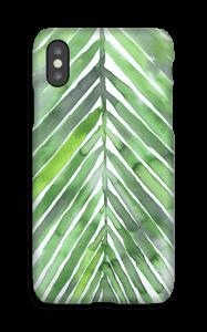 Feuille de palme Coque  IPhone X