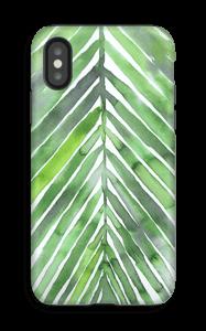 Feuille de palme Coque  IPhone X tough