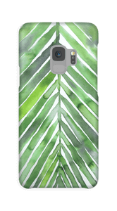 Hoja de Palmera funda Galaxy S9