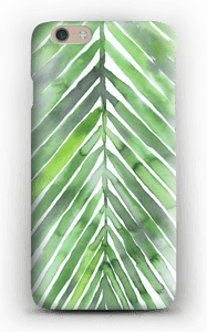 Palmeblad deksel IPhone 6