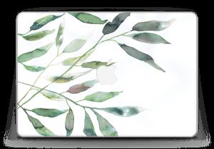 """Feuilles d'olivier Skin MacBook Pro Retina 13"""" 2015"""