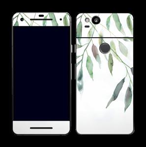 Feuilles d'olivier Skin Pixel 2