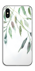 Feuilles d'olivier Skin IPhone XS