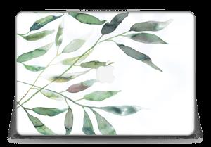 """Feuilles d'olivier Skin MacBook Pro Retina 15"""" 2015"""