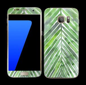Feuille de palme Skin Galaxy S7