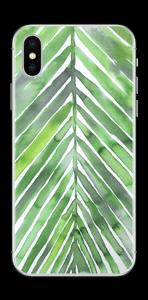 Feuille de palme Skin IPhone XS