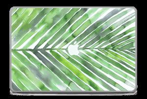 """Feuille de palme Skin MacBook Pro 17"""" -2015"""