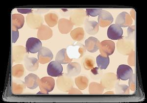 """Beige & Bleu Skin MacBook Pro Retina 13"""" 2015"""