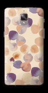 Beige Wasserfarbe Skin OnePlus 3