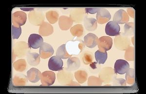 "Beige & Bleu Skin MacBook Air 11"""