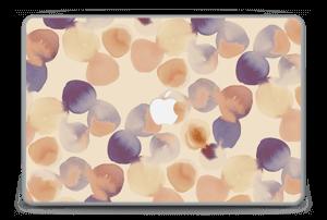 """Beige & Bleu Skin MacBook Pro 15"""" -2015"""