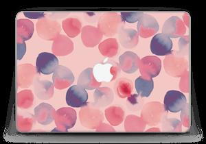 "Tâches roses & bleues Skin MacBook Pro Retina 13"" 2015"