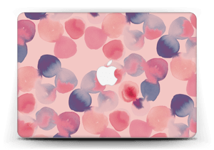 Tâches roses & bleues Skin MacBook Air 13""