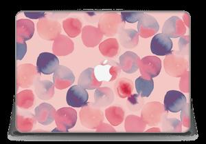 "Tâches roses & bleues Skin MacBook Pro Retina 15"" 2015"