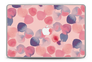 """Tâches roses & bleues Skin MacBook Pro 15"""" -2015"""