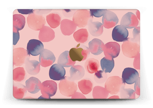 """Tâches roses & bleues Skin MacBook 12"""""""