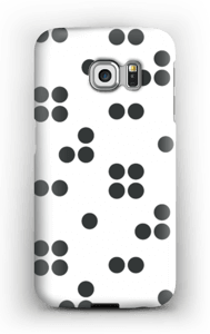 Domino kuoret Galaxy S6 Edge