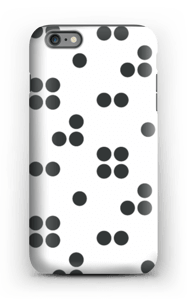 Domino kuoret IPhone 6 Plus tough