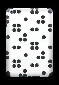 Domino Skin IPad mini 2 back