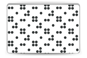 Domino Skin Laptop 15.6