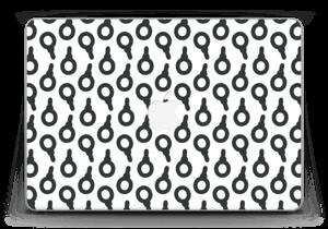 """Lakritz Schnulli Skin MacBook Pro Retina 13"""" 2015"""