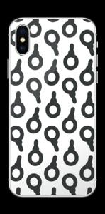 Lakritz Schnulli Skin IPhone X