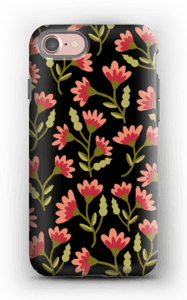 Mysterious Flowers case IPhone 7 tough