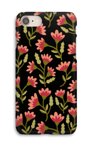 Mysterious Flowers case IPhone 8
