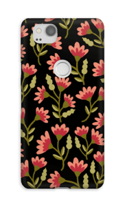 Mysterious Flowers case Pixel 2