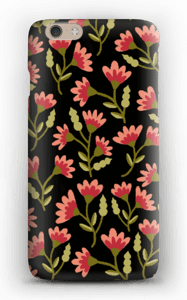 Mysterious Flowers case IPhone 6