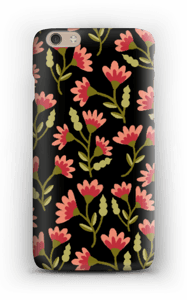 Mysterious Flowers case IPhone 6 Plus