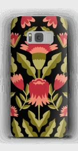 Neilikka kuoret Galaxy S8