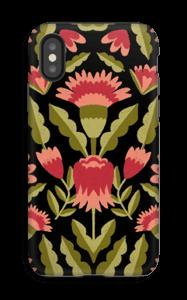Neilikka kuoret IPhone X tough