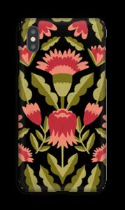 Neilikka kuoret IPhone XS Max