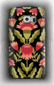 Neilikka kuoret Galaxy S6 Edge