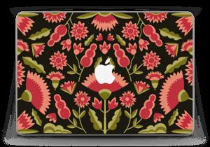 """Roses graphiques Skin MacBook Pro Retina 13"""" 2015"""