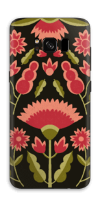 Roses graphiques Skin Galaxy S8